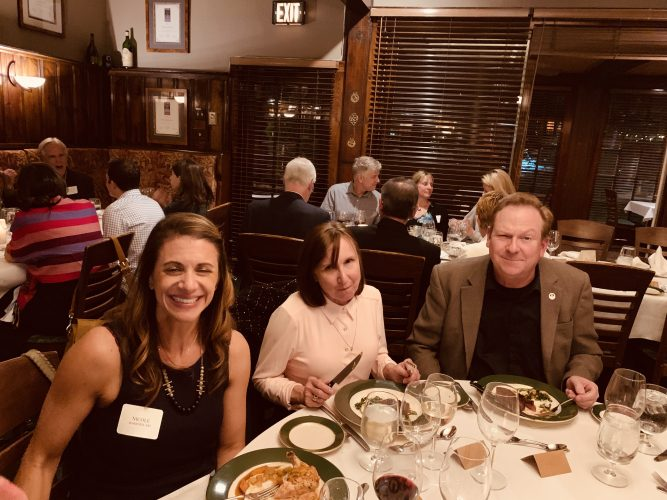Report and photos from the 2019 BCMS Annual Dinner